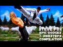 鉄拳 Tekken - Steve Fox Epic Dodges Sidesteps Compilation