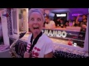 Klingande and the lovely Laura cafe mambo 2015