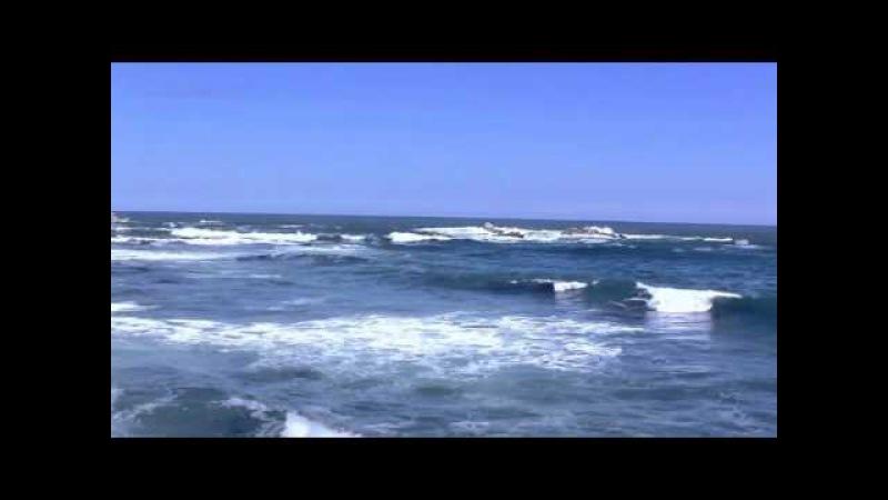 звуки природы - Звуки Тихого Океана, волны, шум прибоя