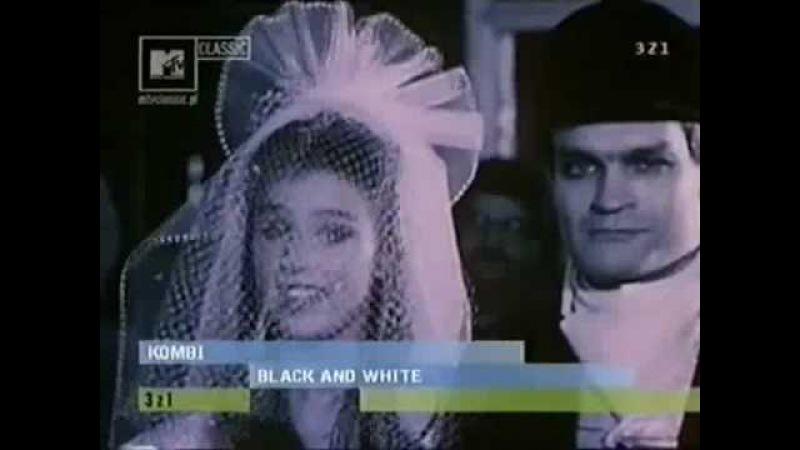 Kombi - Black nad White