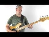 Урок игры на бас-гитаре: фанковый слэп