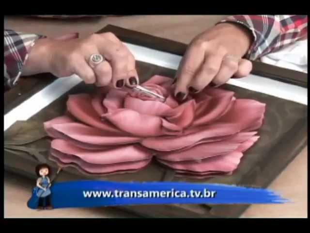 Tv Transamérica - Técnica: Arte francesa