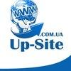 Веб-студия Up-Site. Дизайн и продвижение сайтов.