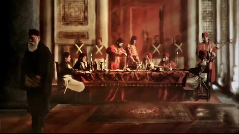 (Сер. Дворец Абдин) Ликвидация мамлюков в 1811 году.mp4