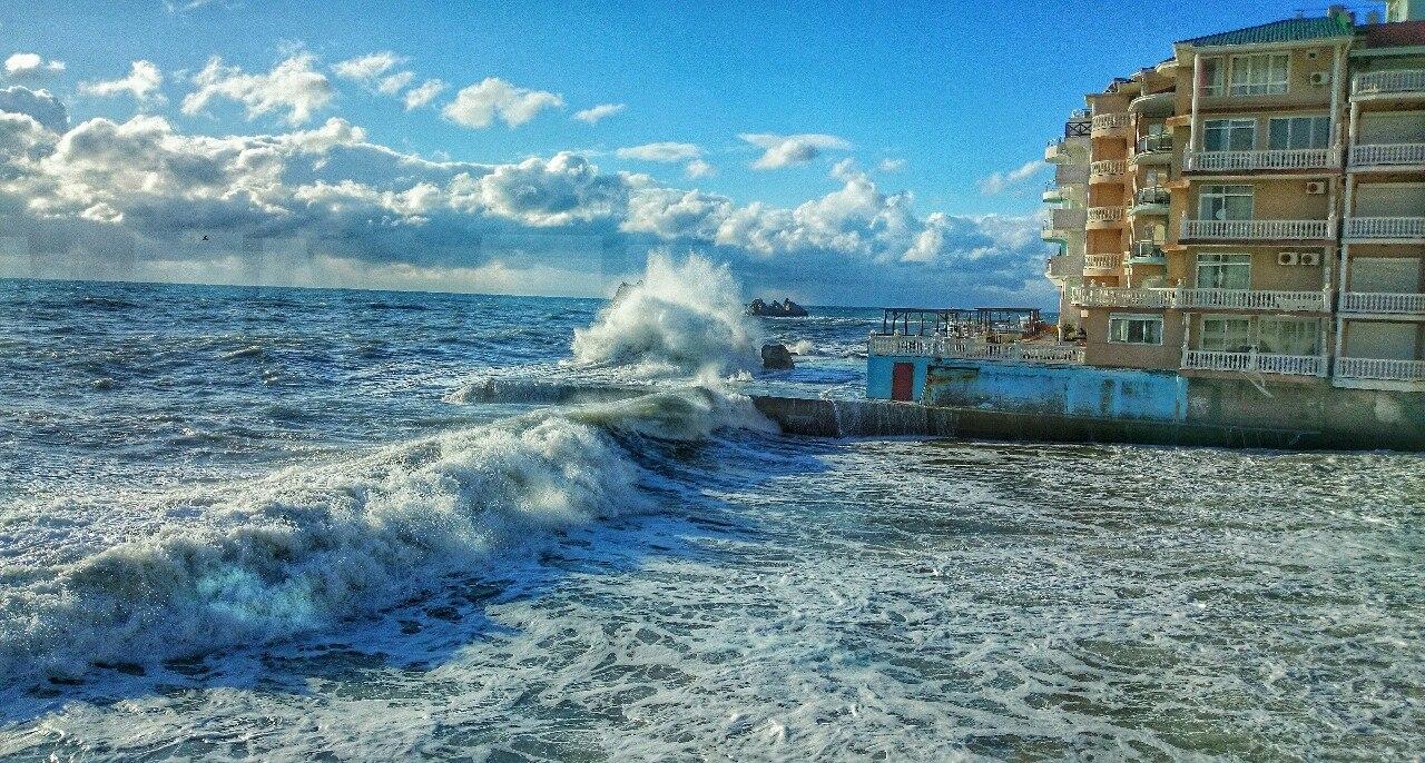 Отдых в Крыму в апреле 2017