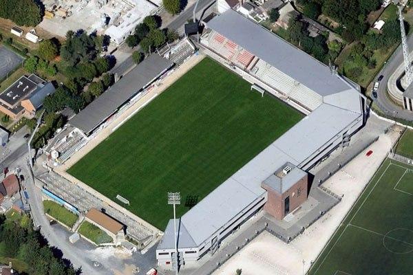 "Стадион ""Шарль Тондро"" (Stade Charles Tondreau), Монс"
