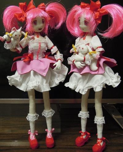 Как сделать аниме куклу своими руками фото 446