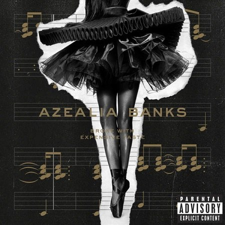 Azealia Banks - Broke With Expensive Taste [2014]