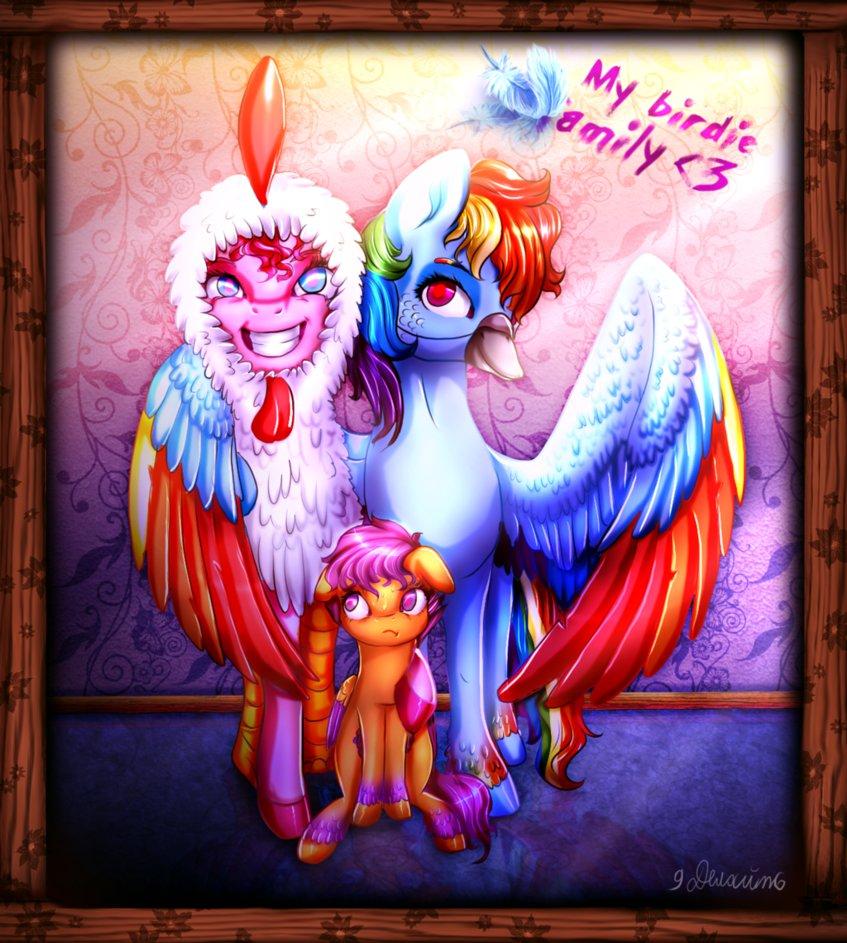 Мой Маленький Пони Грязная Искорка