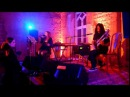 Nina Jiers und Douglas Blair im Herrenhaus Vogelsang 31.10.2014