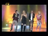 Alcazar - This Is The World We Live In (Live @ Greek Fame Story 2004)