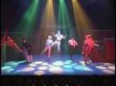 Hisoka's dance