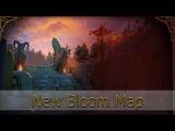 Новое оформление карты Dota 2 [New Bloom Map]