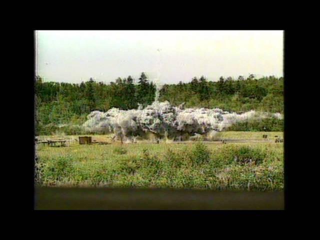 ОДАБ 500 Объемно детонирующая авиационная бомба Военно промышленный курьер