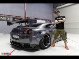 LibertyWalk GT-R - Er ist fertig!!! - Simon MotorSport - Folge 60