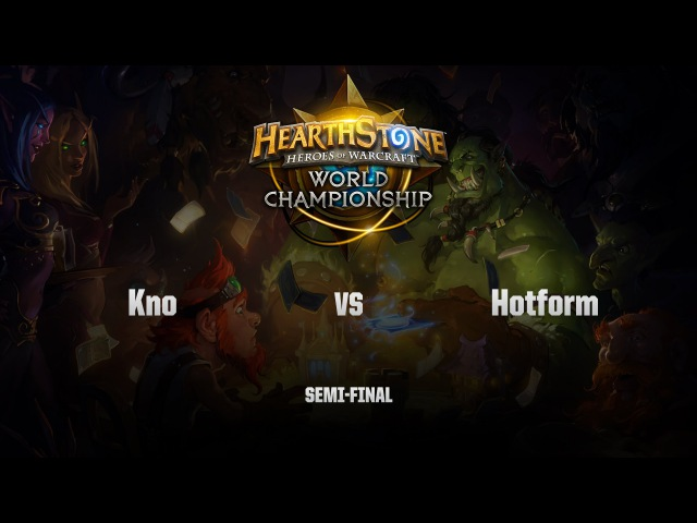 [RU] Hotform vs Kno | HS World Championship | Semi-final