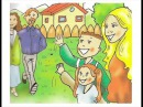 English for children. Spotlight 2. Page 23 ex 3. Grandpa and Grandma Come