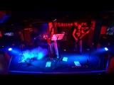 Город А - Открытое окно (live LittleRock 15.11.2014)
