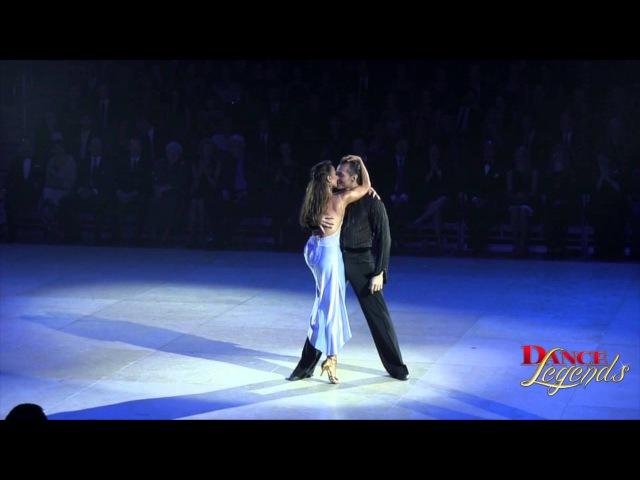 Dance Legends 2014 Slavik Kryklyvyy Karina Smirnoff Rumba
