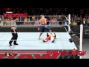 WWE 2K15 PS4 GAMEPLAY - 2K SHOWCASE - REY MYSTERIO VS JOHN CENA