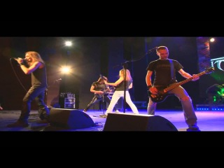 TITANIUM - Blood red skies - Live 2012 ( Judas Priest Cover)
