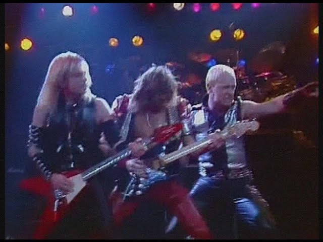Judas Priest Live in Dortmund 1983 12 18 Rock Pop Festival '83 60fps