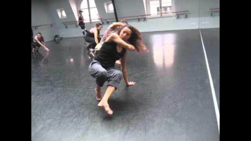 Éléphant Paname : Stage de Jazz Moderne de Francine Ferreira le 6/10/2013 -2