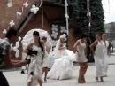 Свадьба - танец подружек невесты