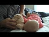 Как убежать от спящего ребенка!:-)))