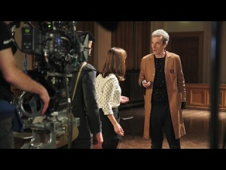 The Caretaker - Doctor Who Extra: Series 1 Episode 6 (2014) - BBC