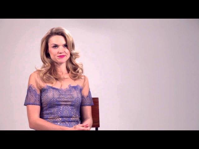 GOTHAM Star Erin Richards Strips Off For Hot Esquire Magazine Photoshoot