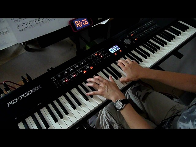 Metallica - Orion - piano cover [HD] - new, improved, with sheet music available.