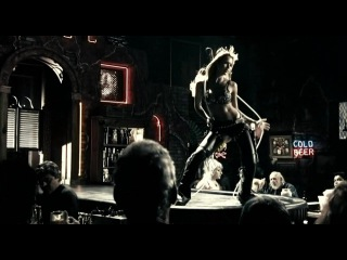 Sin City Jessica Alba striptease