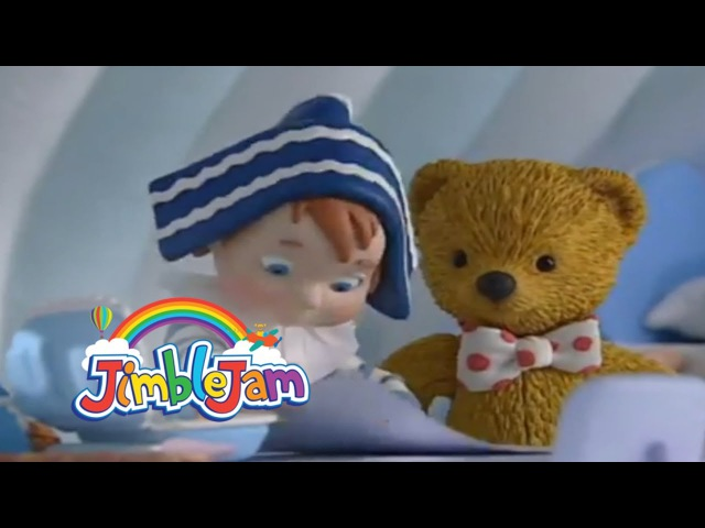 Andy Pandy : Teddy Gets The Wind Up : JimbleJam