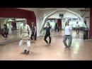 Урок движения. Индийские танцы. Тренер - Яков Бельский