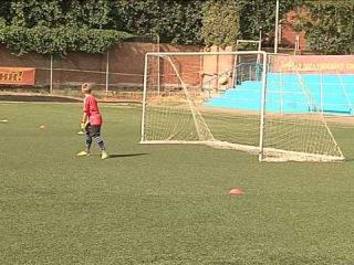 Турнир по мини-футболу в рамках реализации партийного проекта