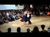 ALEJANDRA MANTINAN &amp AONIKEN QUIROGA (Tango+Milonga) - England International Tango Festival May 2015