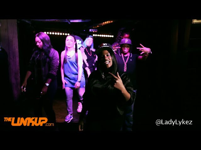 Female Hype Cypher | Lady Lykez, Pariz 1, Ms Banks, Laughta, C Cane | @female_hype | Link Up TV