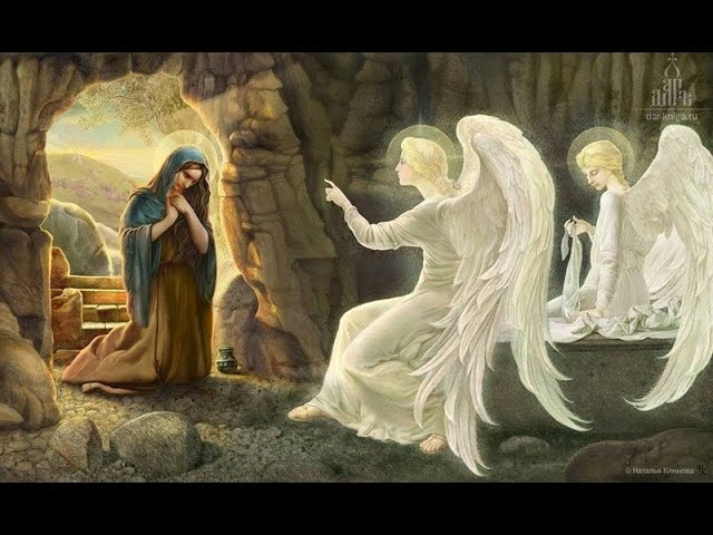 Житие святой равноапостольной Марии Магдалины мироносицы