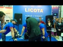 Силачи ломают инструмент LICOTA