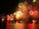 2015 İstanbul Turkey Boğazda Yılbaşı havai fişek gösterisi | Fireworks Show,New Years