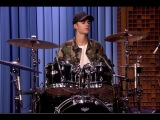 Live Justin Berbie - What Do You Mean &amp Drum Off with Questlove