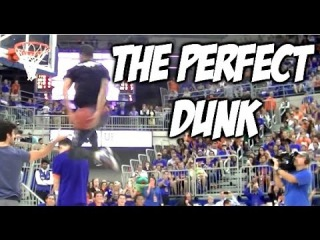 Guy Dupuy STUNS UF crowd of 11,000 with the PERFECT DUNK with EASE | Dunk of the...