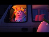 Monsters University - I'll just be here listening to my tunes