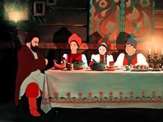 Мультфильм Аленький цветочек Часть 3.mp4