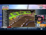2015 AMA Supercross Rd 1 Anaheim 1 - 250 Main Event HD 720p