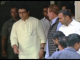 Raj Thackeray visits Salman Khan's house after the court and jail verdict.