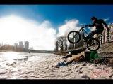 Самые невероятные трюки на велосипеде #The most improbable tricks by bicycle