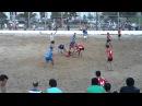 Batumi Beach Rugby 2014 day 1 Akademia - Batumi