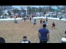 Batumi Beach Rugby final 2014 Akademia - Kochebi